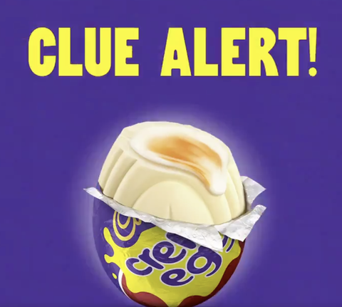 You Could Be Paid $60 An Hour To Track Down A White Cadbury Creme Eggs