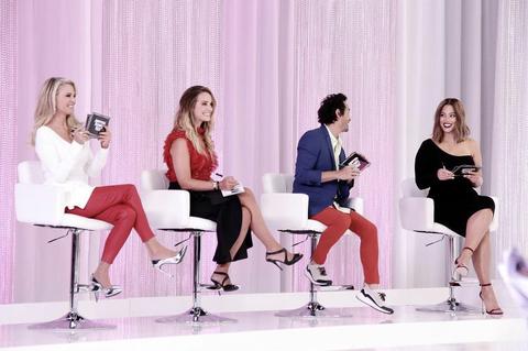Pink, Event, Sitting, Interior design, Magenta, Performance, Furniture, Leisure, Conversation, Style,