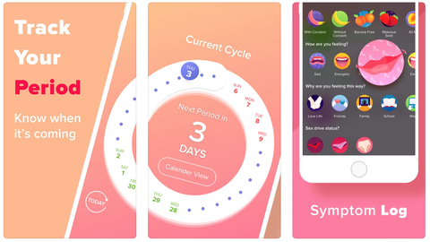 best period tracking app - eve