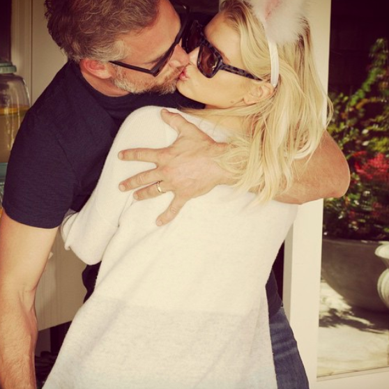 Weird Fact: Jessica Simpson and Eric Johnson's Relationship Is Quite Possibly the Hottest Thing Ever
