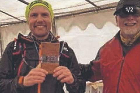 Runner ran ultra marathon using his friend's race number and now they're both under investigation