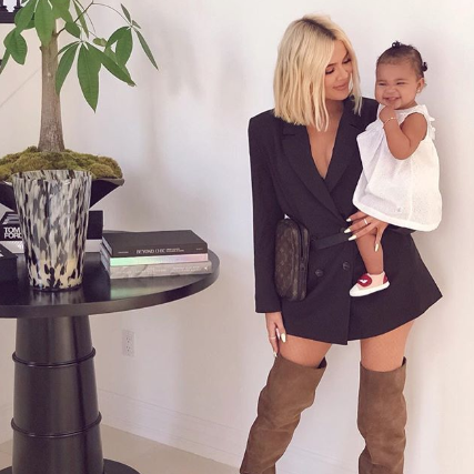 Not to Stir the Pot, but Is Khloé Kardashian Shading Tristan Thompson in This Instagram?
