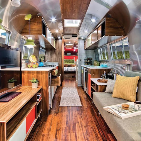 Timeless Travel Trailers Western Pacific Airstream Trailer