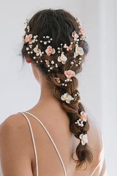 Wedding Hair Inspiration Wedding Hairstyles For Brides