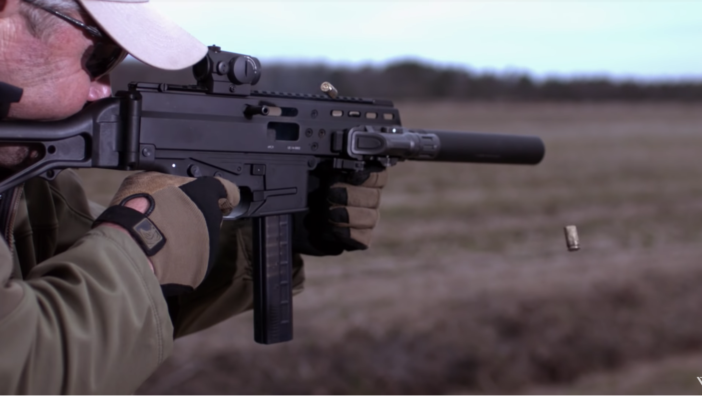 The U.S. Army Selects New Submachine Gun