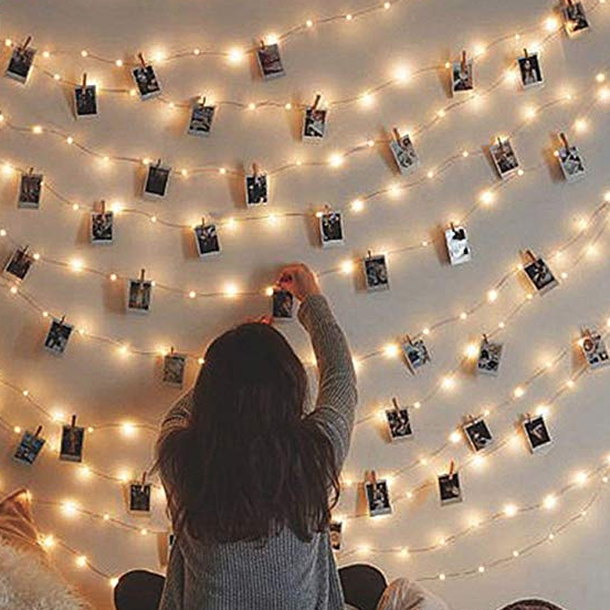 Amazon Prime Fairy Lights Photo Clips Bargain Finds