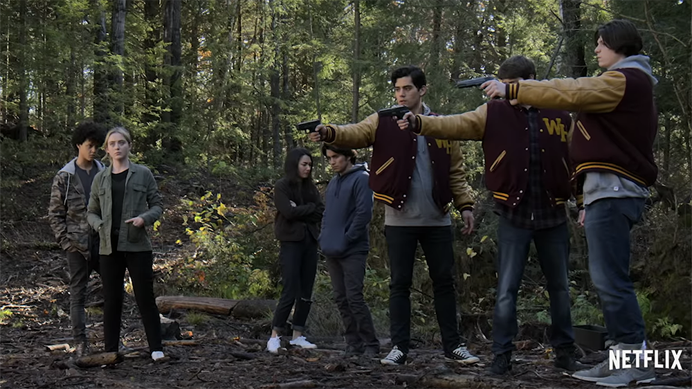 When 'Riverdale' meets 'Lord of the Flies.'