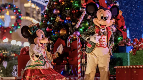 Very Merry Christmas.Tickets For Mickey S Very Merry Christmas Party At Magic