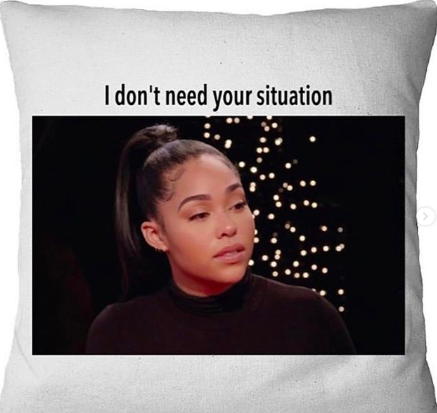 Image result for jordyn woods i don't need your situation