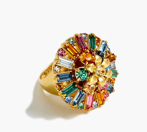 Jewellery, Fashion accessory, Gemstone, Diamond, Yellow, Ring, Turquoise, Engagement ring, Gold, Emerald,