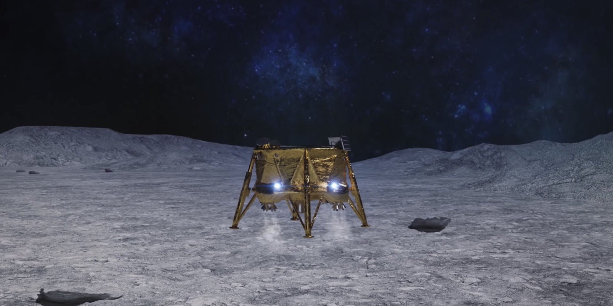 SpaceIL Will Try Again After Last Week's Failed Moon Landing