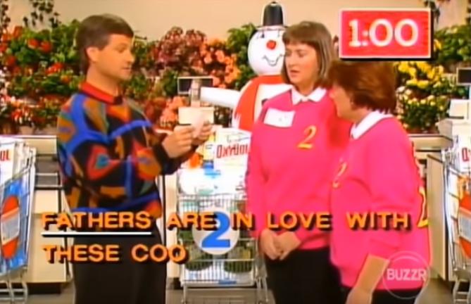"""Supermarket Sweep"""