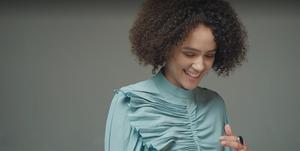 Nathalie Emmanuel - Game of Thrones video