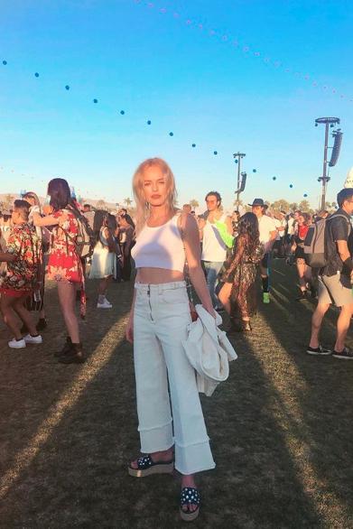 Coachella 2019 Celebrity Street Style
