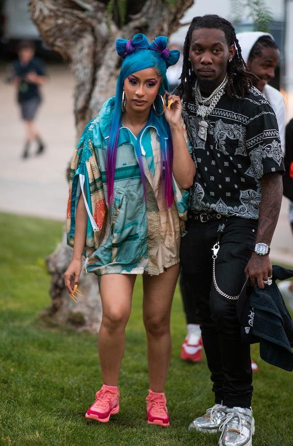 Coachella 2019 Best Celebrity Street Style
