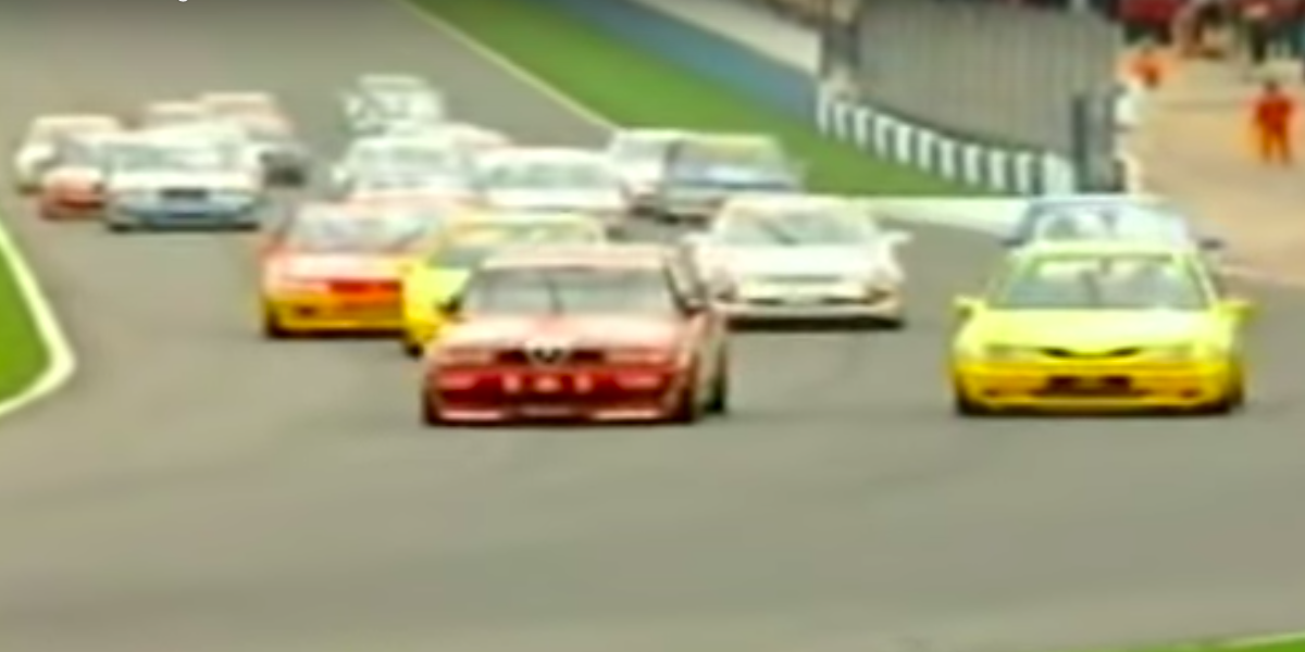 Please Enjoy Some Excellent British Touring Car Action From 1994