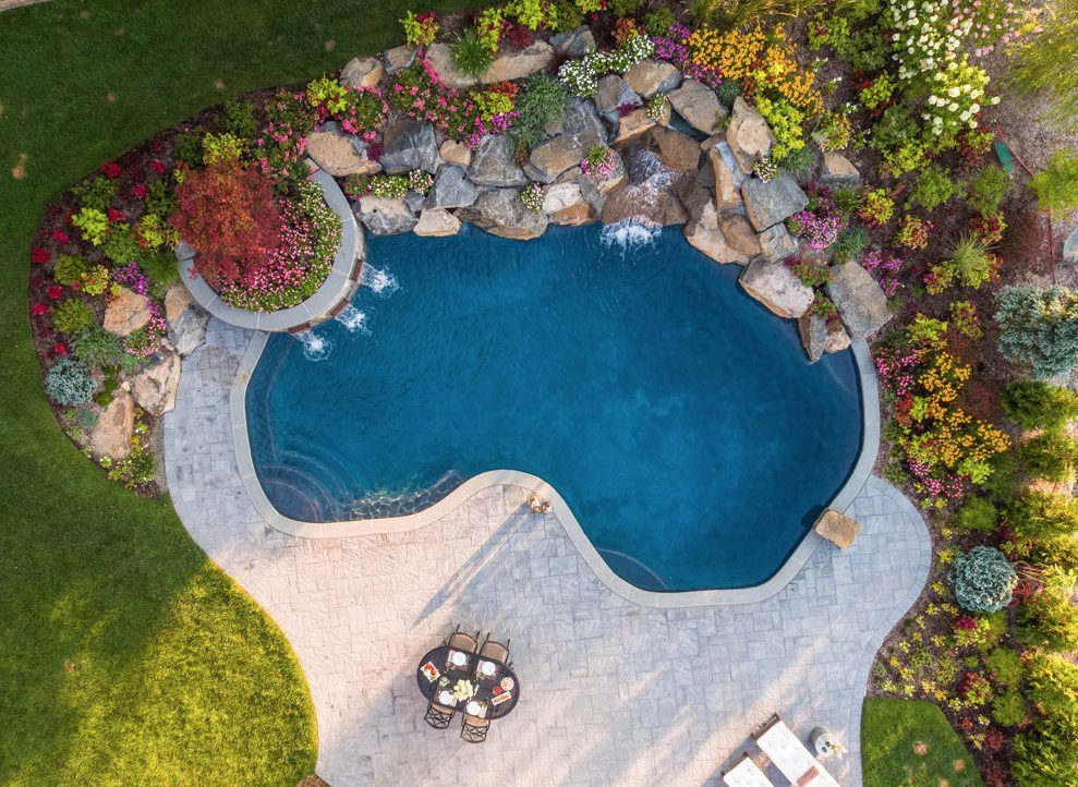 in ground pool designs