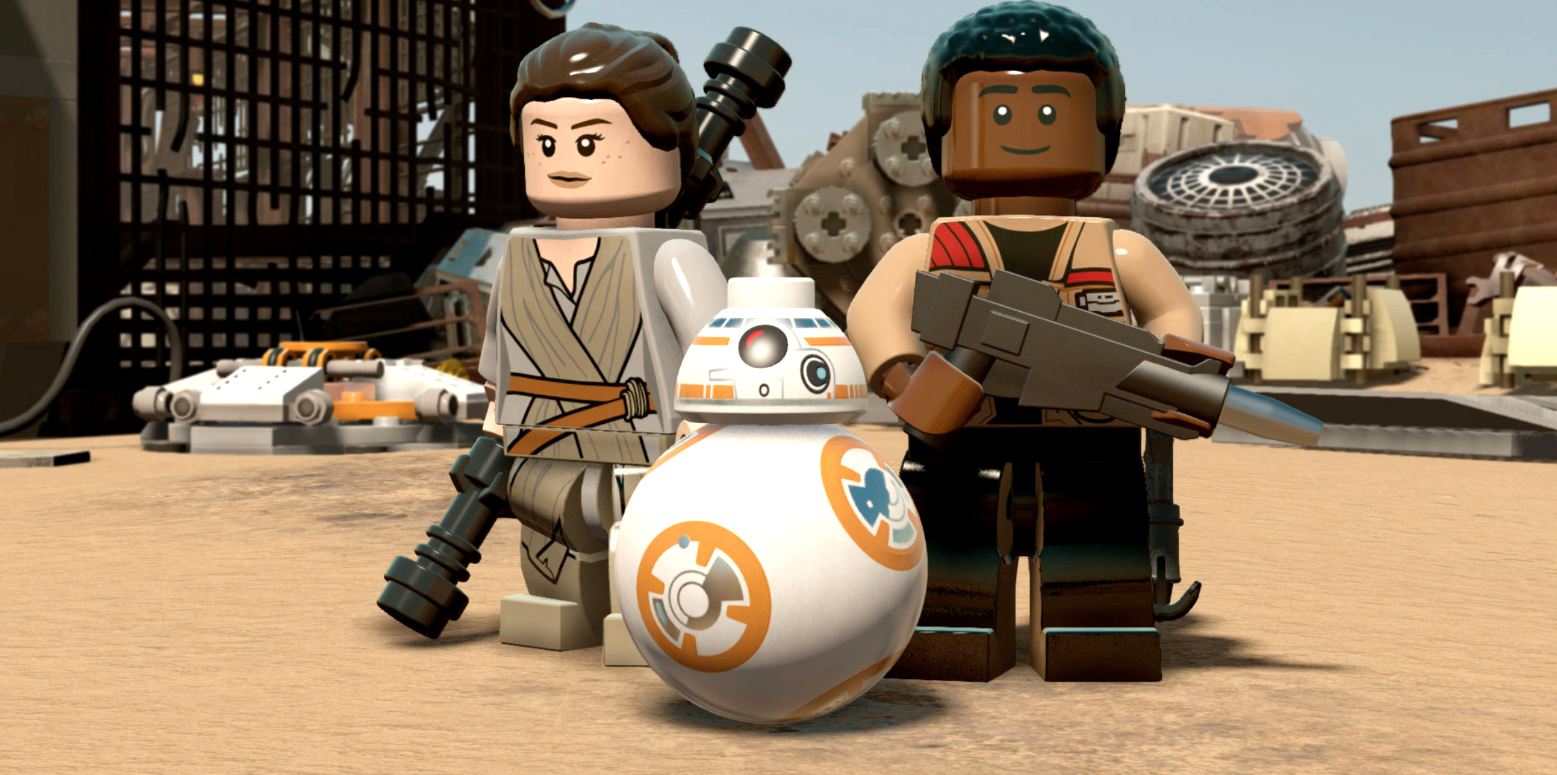 A Brand New LEGO Star Wars Video Game May Have Accidentally Been Announced