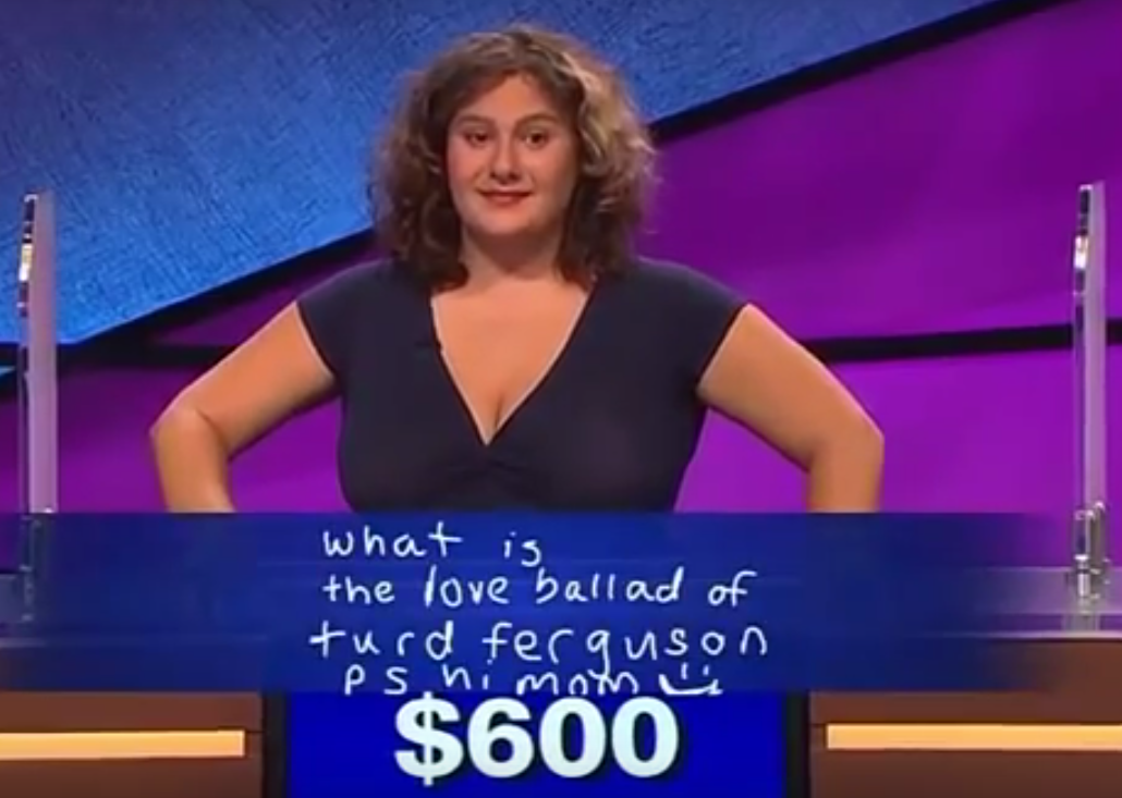 "Talia Lavin - ""Jeopardy!"""
