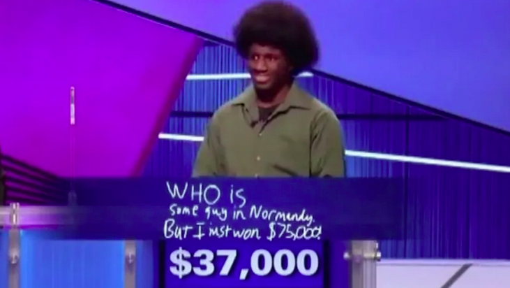 "Leonard Cooper - ""Jeopardy!"""