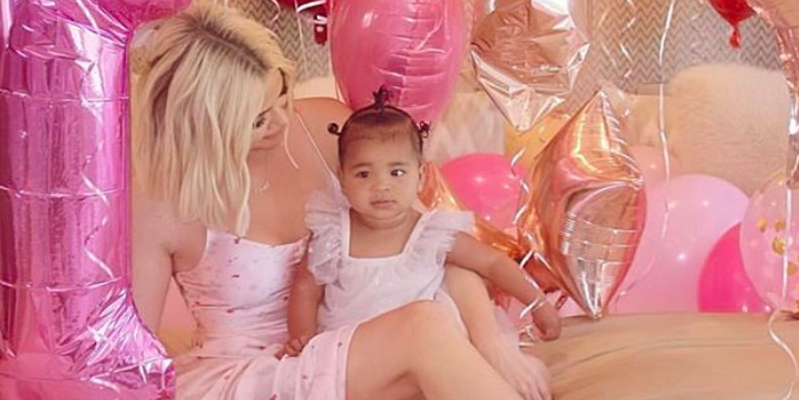 Turns Out Khloé Kardashian and Tristan Thompson BARELY Spoke at True's Birthday Party