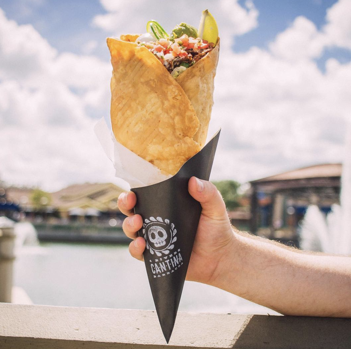 A Food Truck At Disney Sells Taco Cones, And It's Literally The Only Way You'll Ever Want To Eat A Taco Again