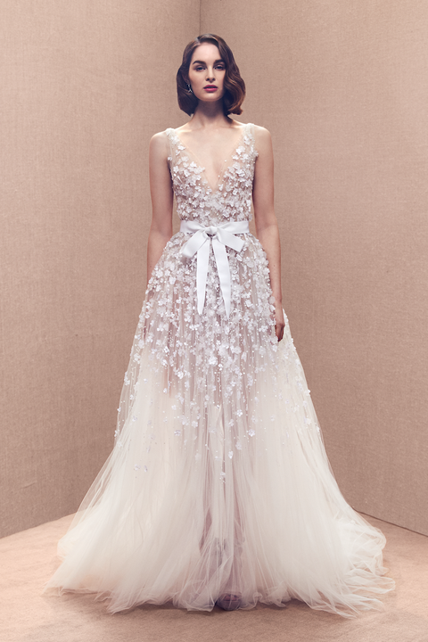 These Spring 2020 Wedding Dresses Are