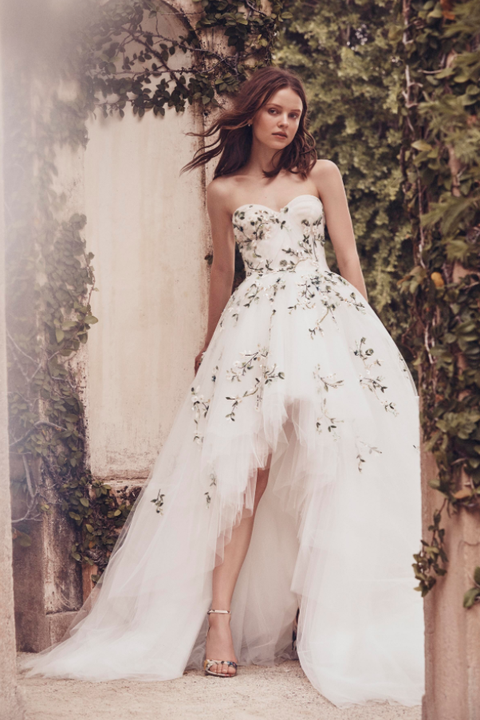 These Spring 2020 Wedding Dresses Are Beyond Dreamy,Summer Black Dress Wedding Guest Outfit