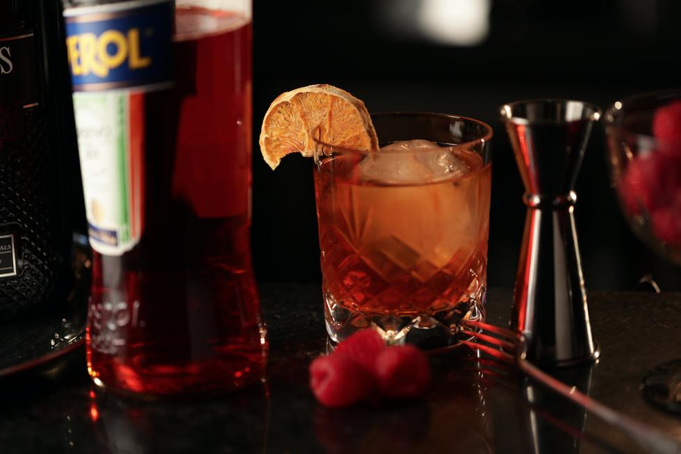 Los diez mejores cócteles de Aperol que degustarás jamás
