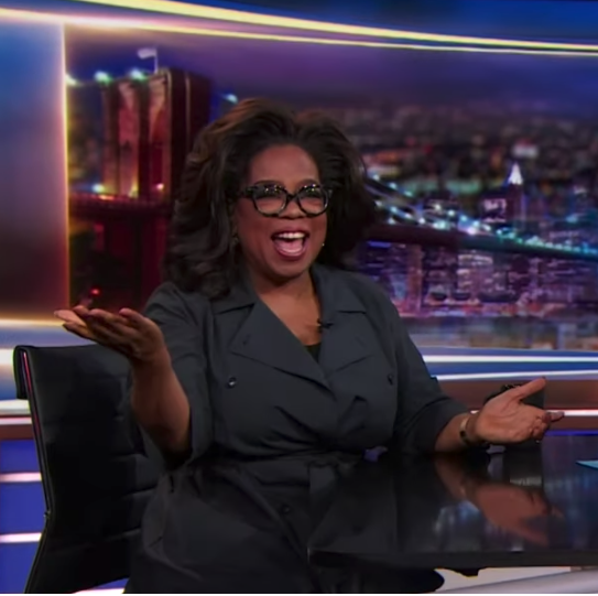 Oprah Told Trevor Noah She Travels With Avocados From Her Personal Orchard