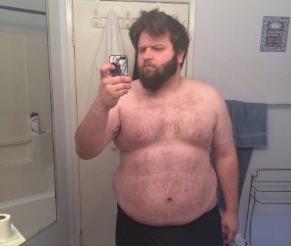 This Guy Had a 142-Lb. Weight Loss After He Went on an Elimination Diet and Beat His Sugar Cravings