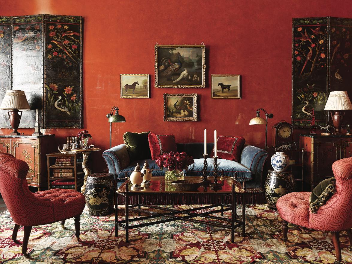 "Why Legendary Decorator Ann Pyne Thinks ""Taste"" is a Bad Word"