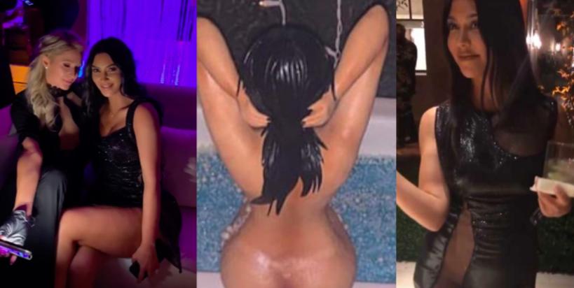 Kourtney Kardashian's 40th Birthday Party Was Legit the Most INSANE THING EVER
