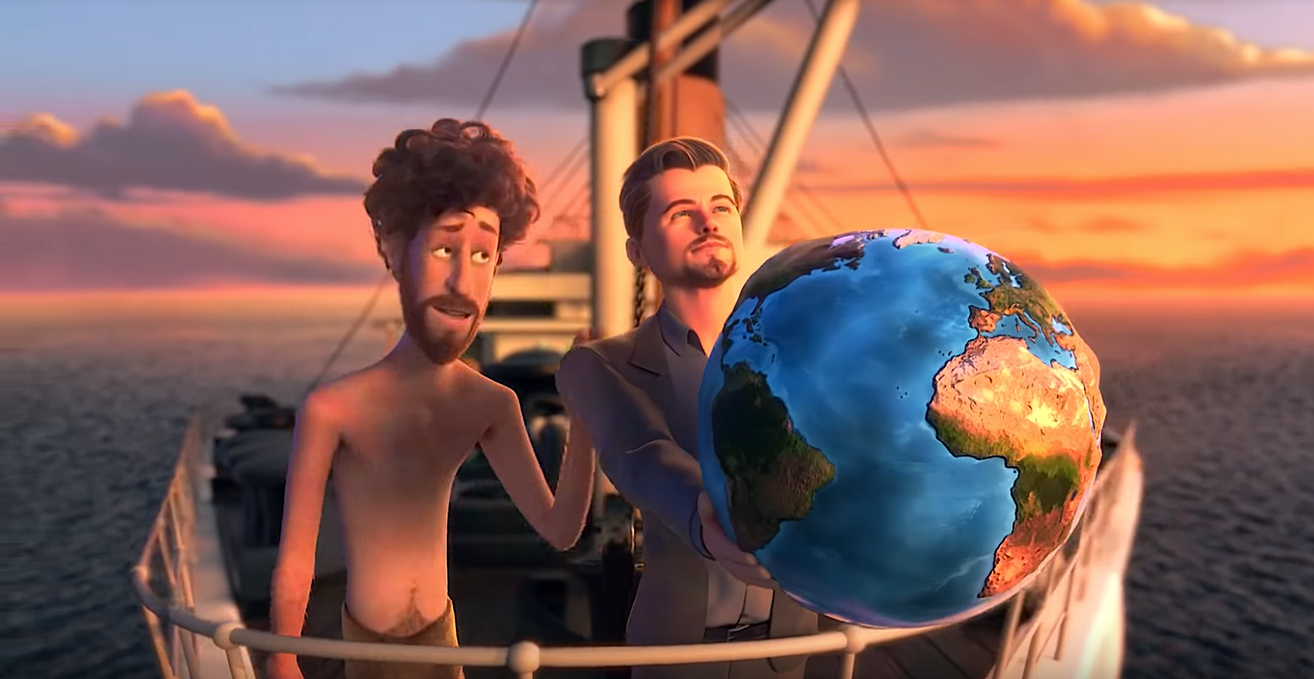 Lil Dicky Curated an All-Star Celebrity Charity Song with Leonardo DiCaprio That I'll Be Singing All Day