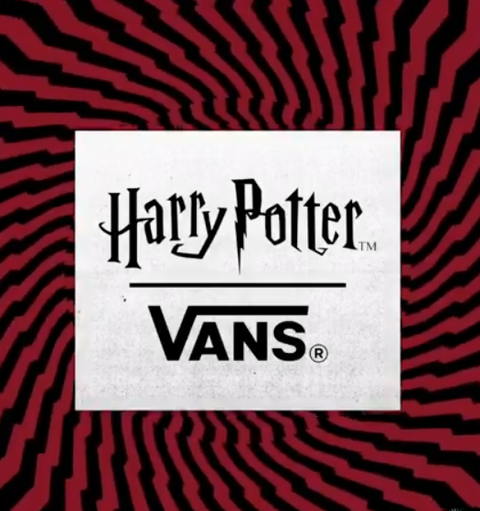 5755fa6334 Harry Potter and Vans Are Collaborating on New Collection - Harry Potter  Vans 2019