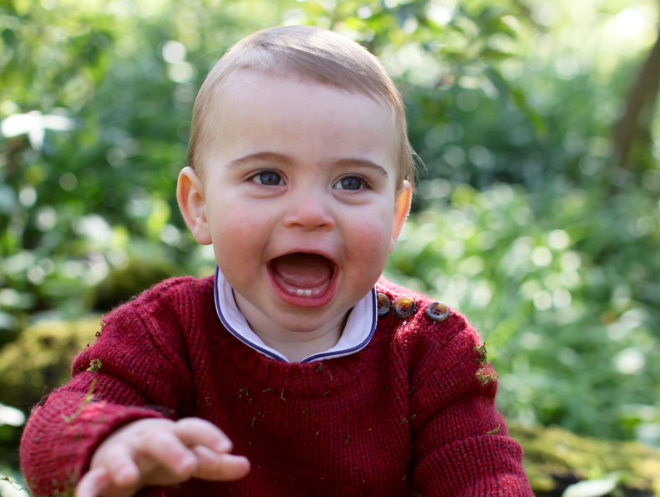 Kate Middleton and Prince William Just Released Prince Louis' First Birthday Pics!!!