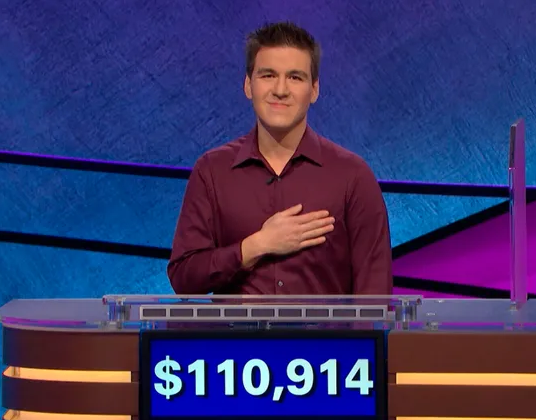"James Holzhauer - ""Jeopardy!"""