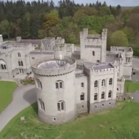 Riverrun Game of Thrones castle filming location for sale