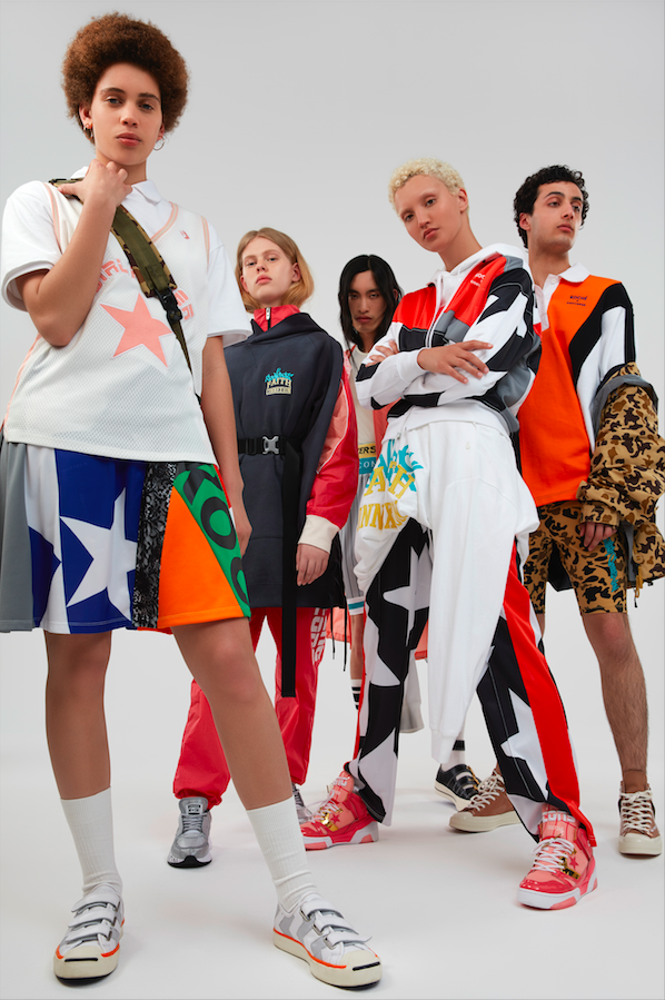 Converse Collaborates With Three Emerging Designers On New Collection