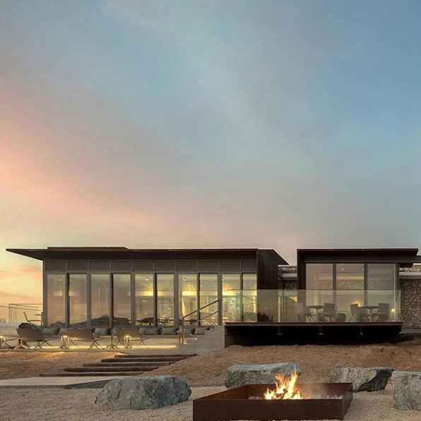 An Abandoned Grocery Store in The Desert Is Now a Luxury Hotel