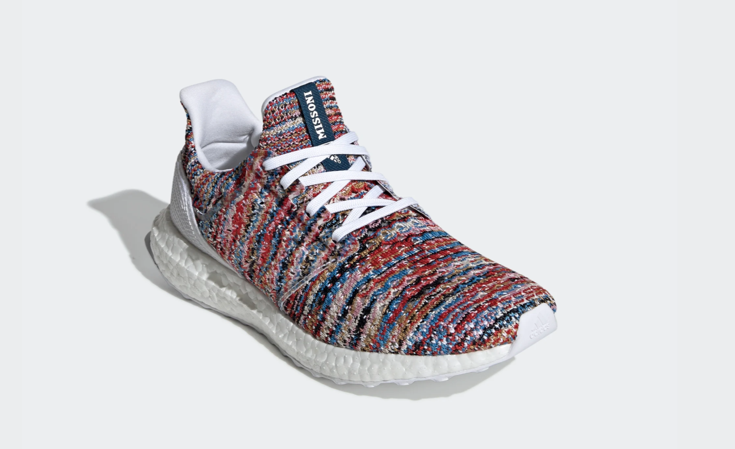 2d36ada1f The Adidas UltraBoost Gets a Dyed Makeover from Missoni