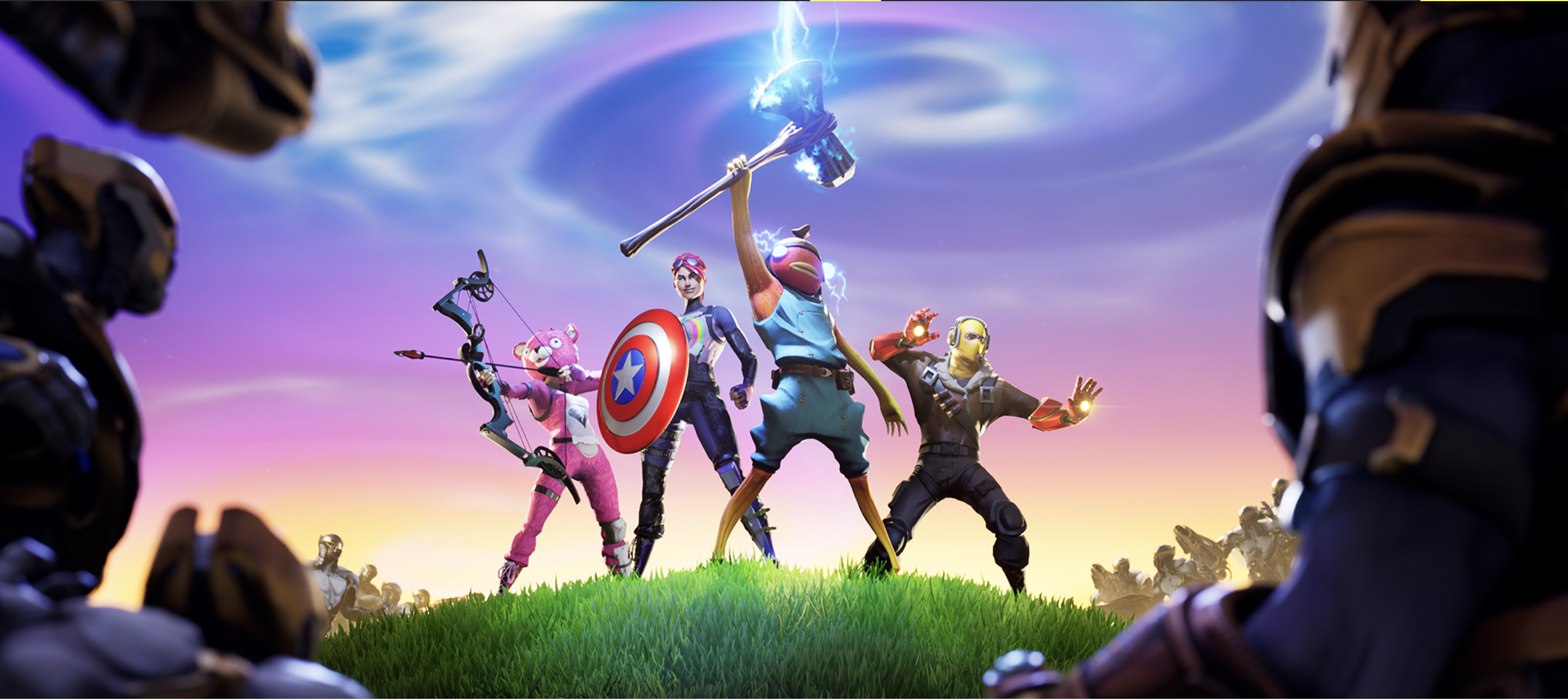 Get Your Avengers: Endgame Fix Early with the All-New Fortnite Collaboration