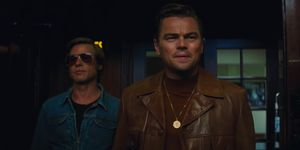 Once Upon A Time In Hollywood Tarantino DiCaprio Pitt