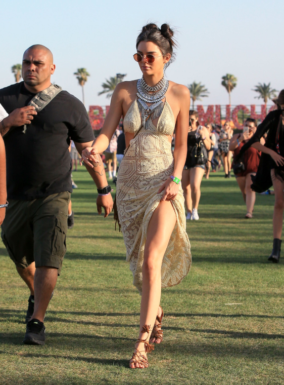 The Best Celebrity Festival Style Of All Time