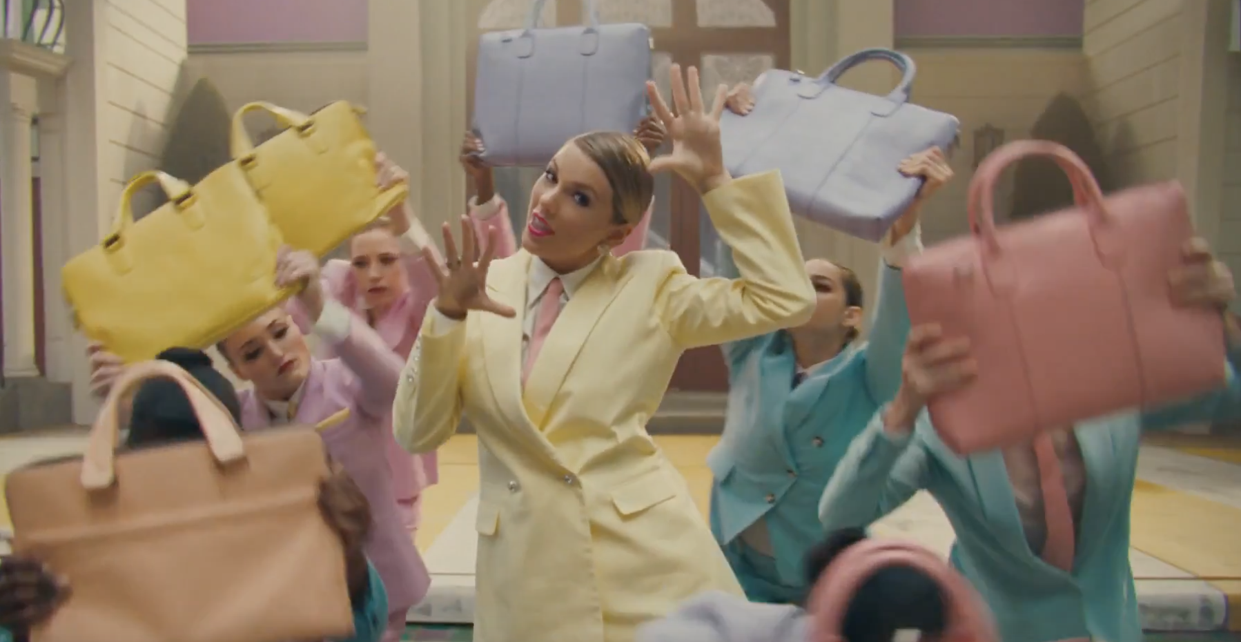 All the Easter Eggs From Taylor Swift's New 'ME!' Music Video