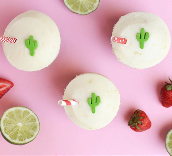 Sprinkles Is Selling Strawberry Margarita Cupcakes For Cinco De Mayo And They Look AMAZING