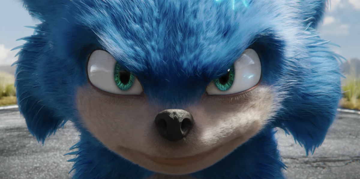 The Trailer For Sonic The Hedgehog Is Very Bad But Also Very Funny