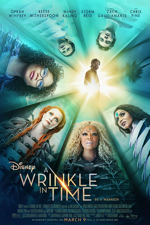 mother's day movies - A Wrinkle in Time