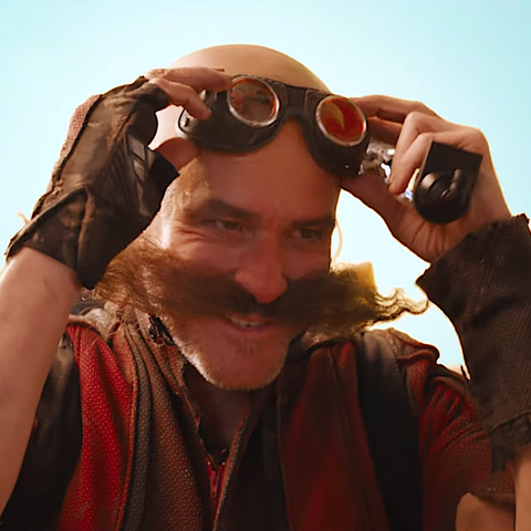 Sonic The Hedgehog Trailer First Look At Jim Carrey S Dr Robotnik