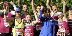 Mencap charity of the year london marathon 2020